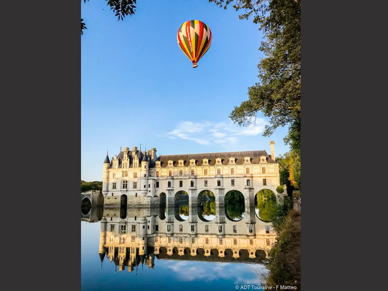 montgolfier proche Poitiers