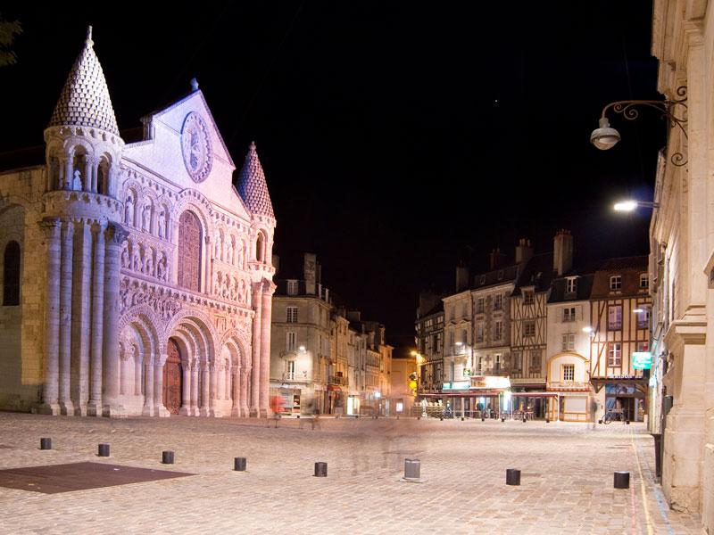 Poitiers ville