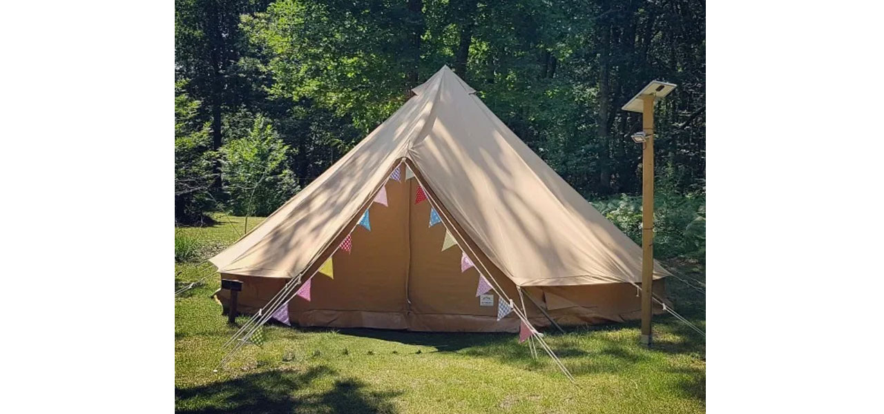 Cosy Bell Tents