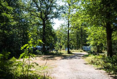 campsite near Futuroscope