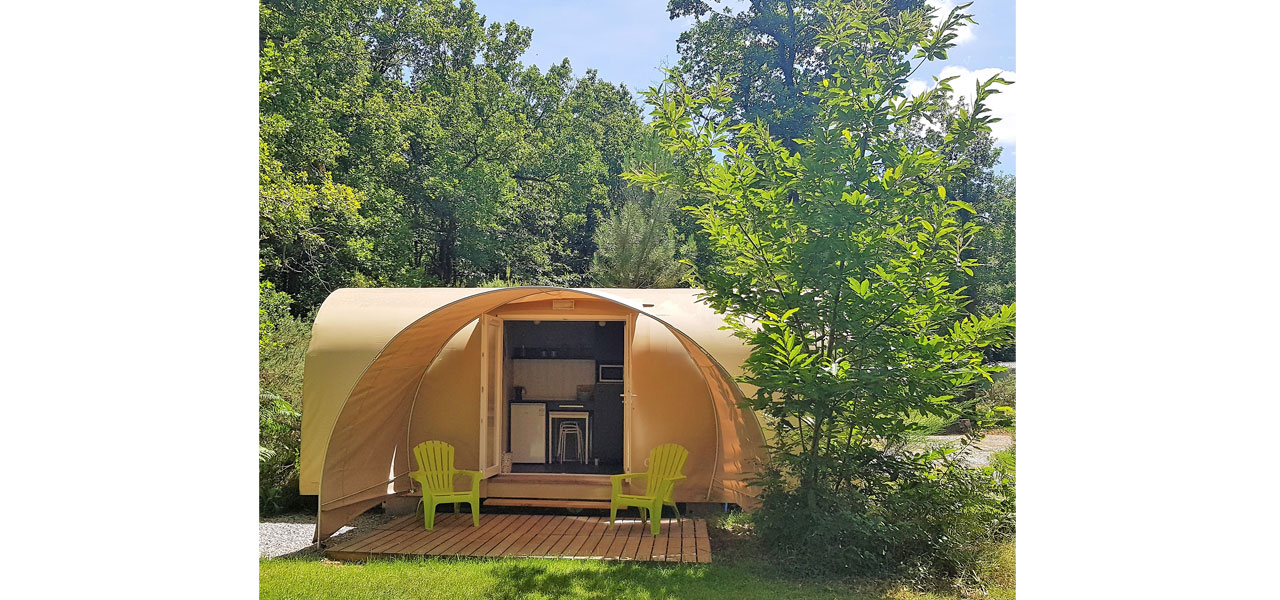 Cocosweet Glamping Pods